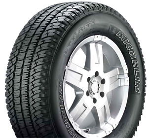 265/70R 18 Michelin LTX A/T2 tires and rims