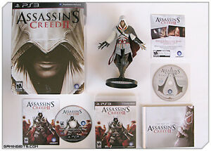 Assassin's Creed II Master Assassin's Collector Edition