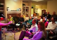 You Can Host A House Concert!