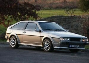 Looking for a mk2 vw scirocco