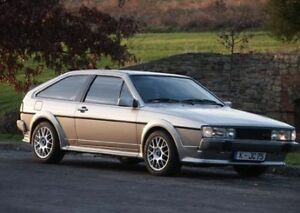 Looking for a VW Scirocco