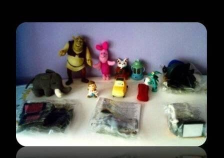 SELECTION OF MCDONALDS HAPPY MEAL TOYS - 14