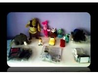 SELECTION OF MCDONALDS HAPPY MEAL TOYS - 14 ITEMS - FOR SALE