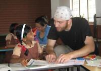 1 to 12 months Teaching in schools in India