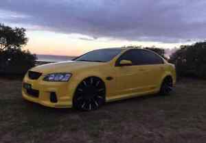 2010 Holden Commodore Sedan **12 MONTH WARRANTY** Coopers Plains Brisbane South West Preview