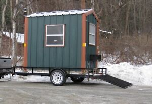 Need a trailer. 8ft wide