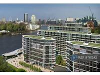 2 bedroom flat in Riverlight Quay, London, SW8 (2 bed)