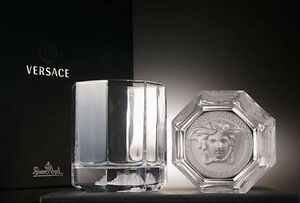 ***Versace Whiskey Tumblers - Genuine*** Morayfield Caboolture Area Preview