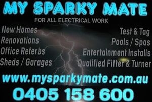 My Sparky Mate Marsden Logan Area Preview