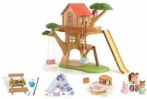 Calico Critters Treehouse Gift Set - BNIB