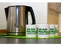 Volunteer with Macmillan @ Glasgow Libraries supporting anyone affected by cancer