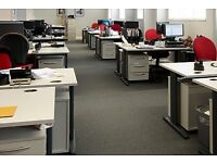 King's Cross Serviced offices Space - Flexible Office Space Rental N1