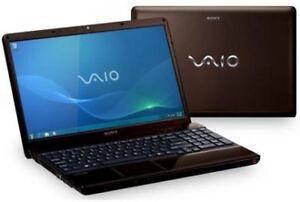 """Sony 15"""" laptop"""