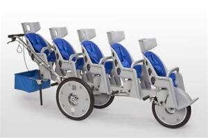5 seater runabout stroller