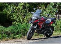 BENELLI TRK 502 ADVENTURE STUNNING STYLING FOR AN A2 LICENSE