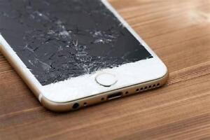 ONE DAY SPECIAL $39,99 ALL IPHONE BROKEN SCREEN  REPAIR CALL:416-562-7355