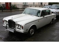 WANTED ROLLS ROYCE FOR CANCER CHARITY DRIVE TO BULGARIA