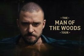 X2 Justin Timberlake 2018 VIP Tickets London 02 July 9th 2018