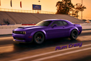 2018 Dodge DEMON SRT
