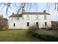 Cairnleith House, Cairnleith Street. Alyth. PH11 8BD 4 Bedrooms, Two Lounges, Dining Room