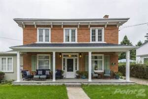 Homes for Sale in Main Street, Bloomfield, Ontario $799,900