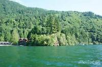 Lakefront Acreage @ 6295 Rckwell Drive, Harrison Hot Springs, BC