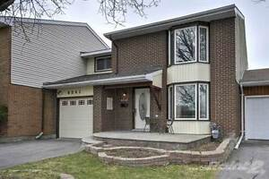 Homes for Sale in Convent Glen North, Ottawa, Ontario $319,900