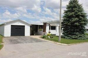 Homes for Sale in Strathroy, Ontario $94,900