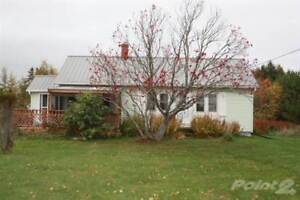 Homes for Sale in Belle River, Prince Edward Island $74,900