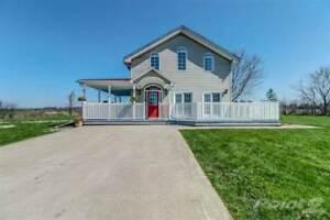 Homes for Sale in Stevensville, Fort Erie, Ontario $595,000