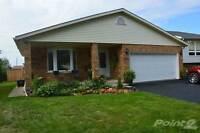 Homes for Sale in Niagara Falls, Ontario $319,900