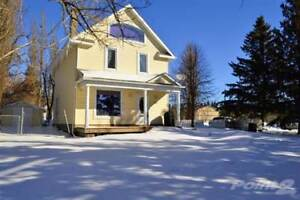 Homes for Sale in Shoal Lake, Manitoba $124,900