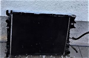 2004 DODGE RAM 1500 TRUCK 4X4 RADIATOR WITH TRANSMISSION COOLER