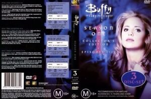 Sealed - Buffy - The Vampire Slayer. Complete First Season.
