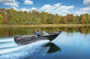 NEW LEGEND BOAT DEALER, IN COCHRANE, ONT.