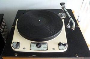 Looking to purchase a Thorens or Garrard Transcription Turntable