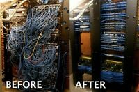 VOICE &a DATA Cabling/ phone system