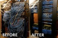 VOICE and DATA Cabling/ phone systems