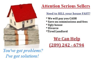 SELL you house FAST