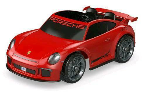 Kids 911 Gt3 Porsche Electric 2 Seater Car Can Only Buy In The Us