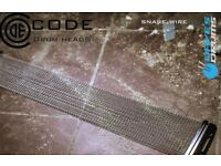 "Code Snare Drum Wires 14"" // Free UK Delivery"