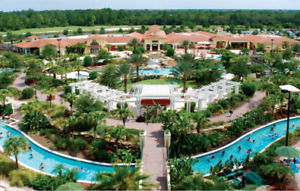7 Days at Orange Lake Orlando Easter weekend 2 bedroom suite