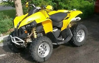 2007 Can am Renegade 800 EFI