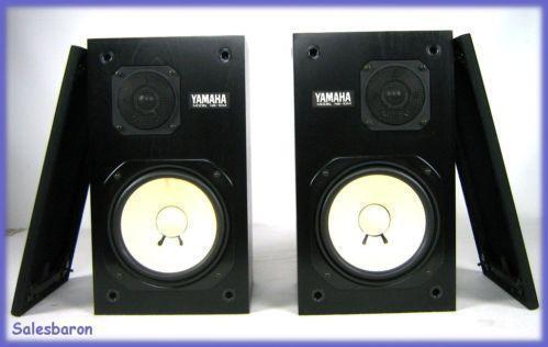 yamaha ns10 studio monitors ebay. Black Bedroom Furniture Sets. Home Design Ideas