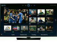 "Samsung 32"" LED smart Tv Read full add."