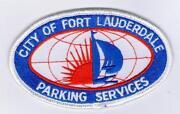 Park Service Patch