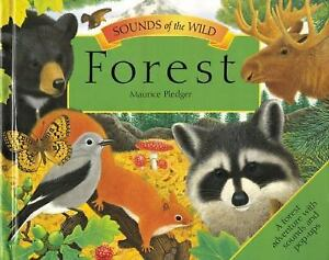 Pledger sounds sounds of the wild forest 2012 hardcover ebay