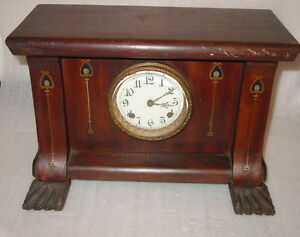 "Looking for New Haven ""Durbar"" old clock"