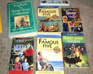 Enid Blyton classic books for sale London Ontario image 3