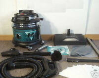 FILTER QUEEN VACUUM CLEANER WITH TWO YEAR WARRANTY